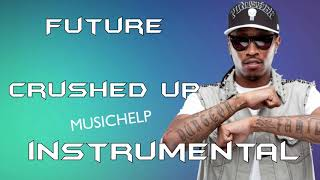 Future - Crushed Up INSTRUMENTAL (Best Quality) THE WIZRD Video