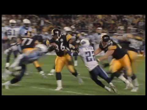 A Football Life - Jerome Bettis #Steelers #Pittsburgh