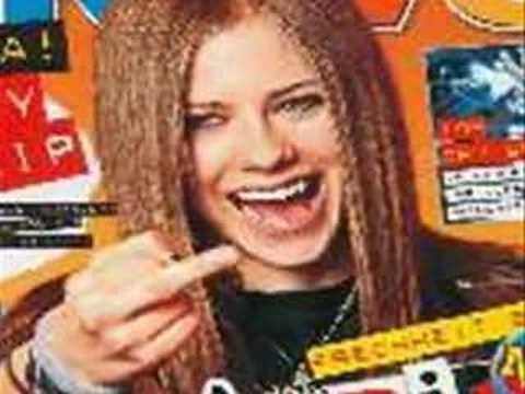 Avril Lavigne Fifa 2003 Complicated Remix