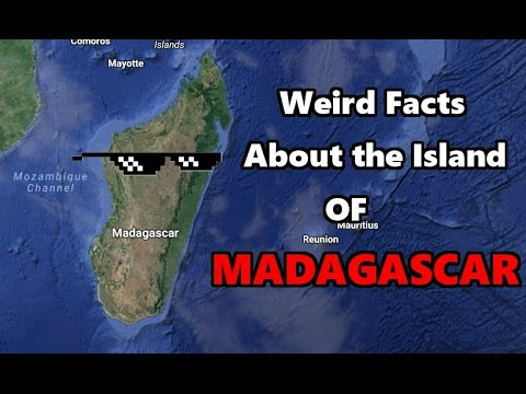 What You Didn't Know About the Country of MADAGASCAR! (+Mauritius & Réunion)