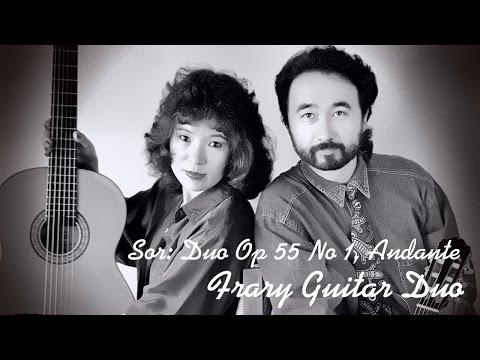 Sor, Duo Op. 55 No. 1: Andante - Frary Guitar Duo