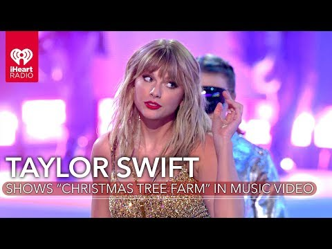 Taylor Swift Takes Us To Her 'Christmas Tree Farm' In Nostalgic Music Video   Fast Facts