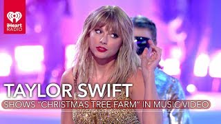 Taylor Swift Takes Us To Her 'Christmas Tree Farm' In Nostalgic Music Video | Fast Facts