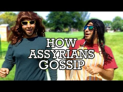 How Assyrians Gossip (with Peter Panda!)