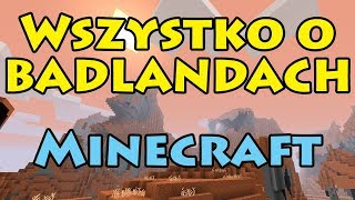 Bufet w Minecraft (PL) #2 - Badlandy