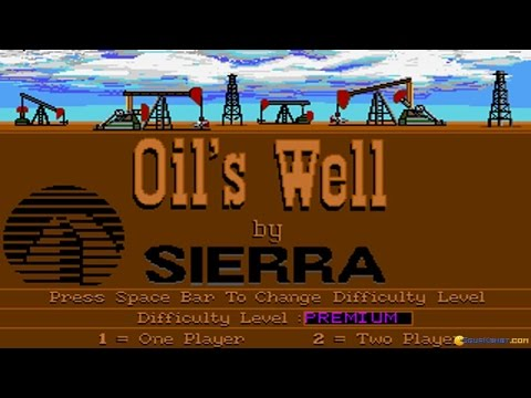 Oil Well Games