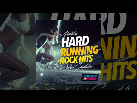 E4F - Addicted To Hard Running Rock Hits Workout Compilation - Fitness & Music 2019