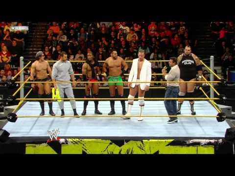 WWE NXT: NXT Rookie Challenge: Talent Show