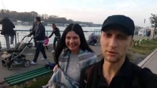 видео Белград -Cтолица Сербии. Достопримечательности  Белграда.
