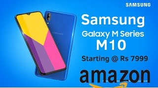 Samsung Galaxy M10 OFFICIAL | Confirmed Price & Specifications