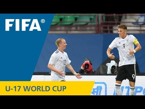 Match 30: Guinea v Germany – FIFA U-17 World Cup India 2017