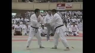 """Judo in Japan.История """"Золотых флагов Сётагая"""",Самый титулованный студенческий клуб дзюдо Японии."""