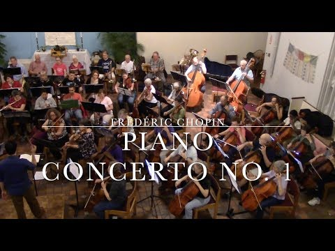 Music Gazing - Chopin's Piano Concerto - Arlington Philharmonic Orchestra