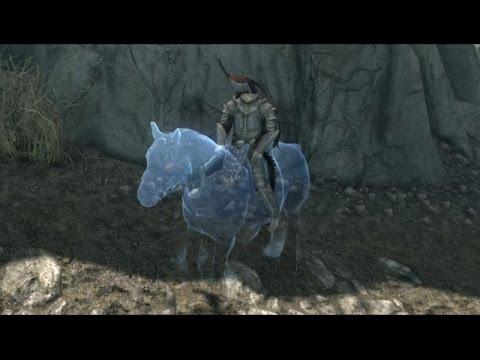 skyrim how to find headless horseman