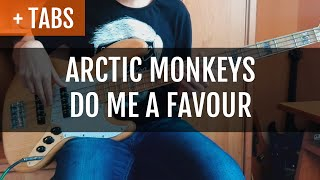 Baixar Arctic Monkeys - Do Me a Favour (Bass Cover with TABS!)