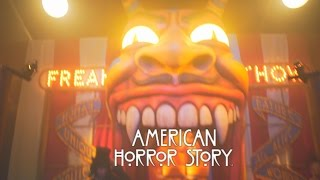 American Horror Story Maze at Halloween Horror Nights 2016 Universal Studios Hollywood