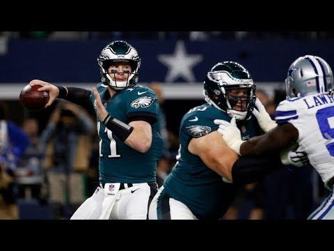 Philadelphia Eagles vs. Dallas Cowboys Week 11 Game Highlights | NFL