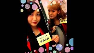 まーさん りーちゃん Mama&Baby Berryz工房(須藤茉麻.菅谷梨沙子) ナガ...