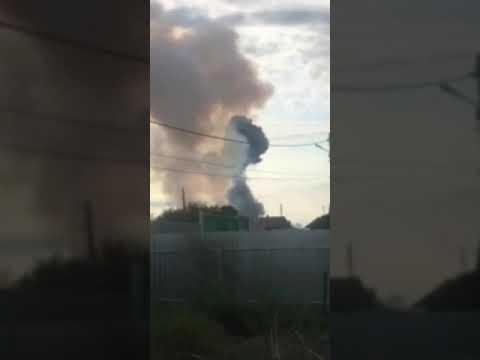Взрыв склада с боеприпасами (Ачинск, Назарово)