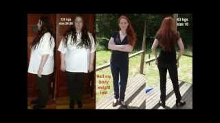 I LOST 140 pounds/63 kgs - BEFORE & AFTER- weight loss to inspire others