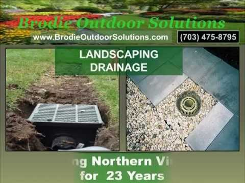 Backyard Drainage Ideas shop nds 4 in x 10 ft corrugated french drain pipe at lowes drainage ditch drainage pipeyard drainagedrainage ideasdrainage Northern Virginia Drainage 703 997 0072 Yard Drainage Solutions In Northern Virginia
