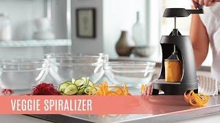 Veggie Spiralizer  Pampered Chef