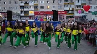 Dance holl!!День города Лисичанска!!02.09.2018г .РТИ .Street Dance