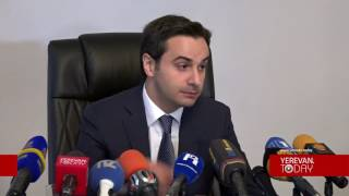 Ավիափոխադրումների ոլորտում կրիմինալ մրցակցություն չկա  Սերգեյ Ավետիսյան