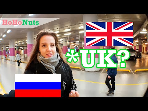 Russians speak about British people