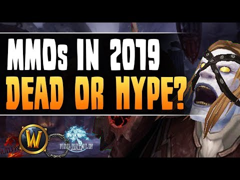 MMOs Are DEAD? - New Best MMORPG In 2019 | FUTURE OF WOW BFA? | [Cobrak]