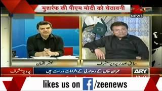 Narendra Modi is anti-Pakistan, anti-Muslim: Pervez Musharraf