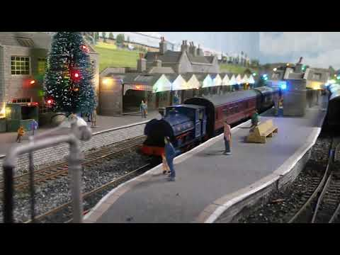 Santa Specials 2019 - Landy Valley Railway - A North East Preserved Railway