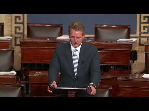 Sen. Flake Speech on Border Security and Deferred Action Recipient Relief Act