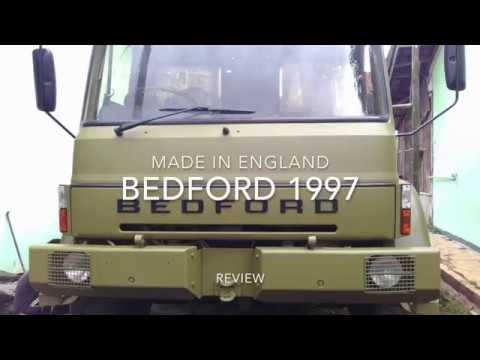 BEDFORD TRUCK 1997 INDONESIA MADE IN ENGLAND