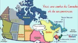 Le Canada et ses provinces