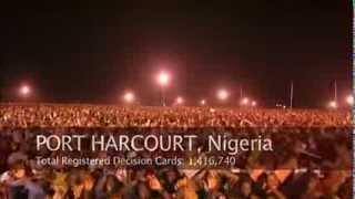 Evangelismo en Nigeria - Reinhard Bonnke