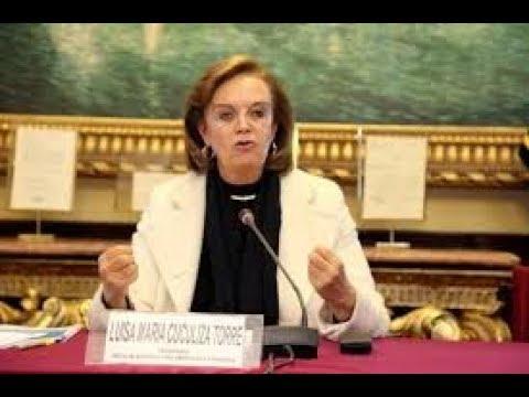 Nota con Luisa Maria Cuculiza ex Congresista Superdeporte Viernes 04 08 17