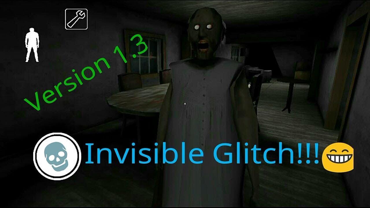 granny horror game mod apk invisible