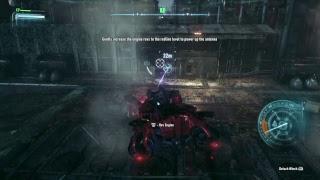 Batman Arkham Knight Gameplay #2