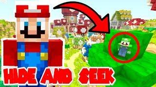 Minecraft   Mario Madness Adventures   Hide & Seek In Mario Worlds! [24]