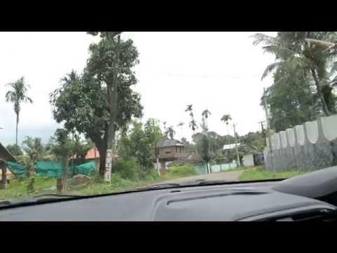 Road Trip Bangalore To Wayanad Part - 7 (To wards Vythiri Village, Lakdi View point)
