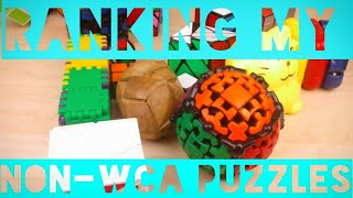 Ranking All of My Non-WCA Puzzles!