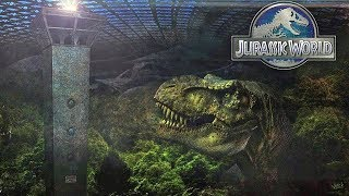 A Restricted Area Trek | Jurassic World Fallen Kingdom