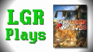 LGR Plays - Thunder Wolves