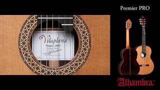 VIDEO TEST – Premier Pro Exótico Guitarras Alhambra