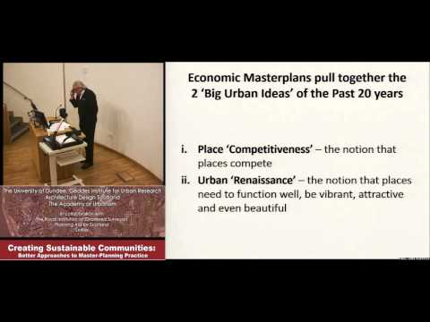 Creating Sustainable Communities Symposium Part2