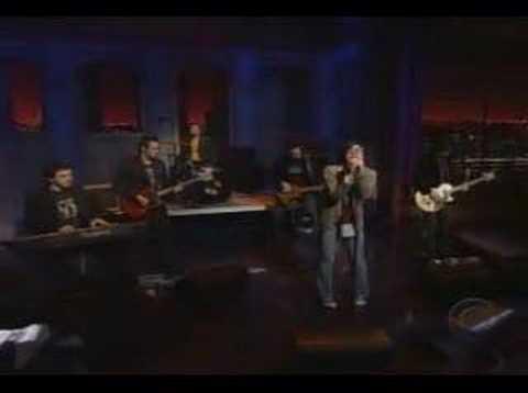 Ryan Adams: So Alive [The Late Show]