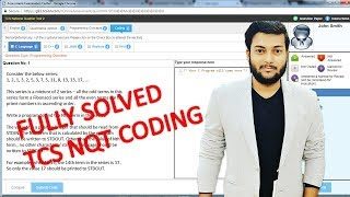 TCS NQT MOCK CODE EXPLAINED | EVERYTHING YOU NEED TO KNOW BEFORE SITTING FOR TCS NQT