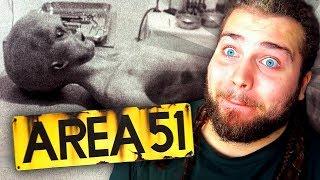 O QUE REALMENTE EXISTE NA ÁREA 51?