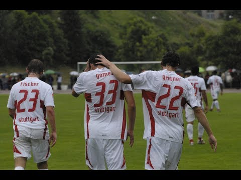 VfB Stuttgart - FC 07 Furtwangen (03.07.2007) Fußball Sport Soccer (Slideshow)